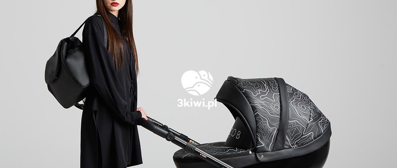 Polski wózek Anex Sport to uniwersalny i lekki zestaw do każdego terenu, amortyzowany, 2w1 lub 3w1 dla szerokich potrzeb rodziców, dostępny w 3kiwi.