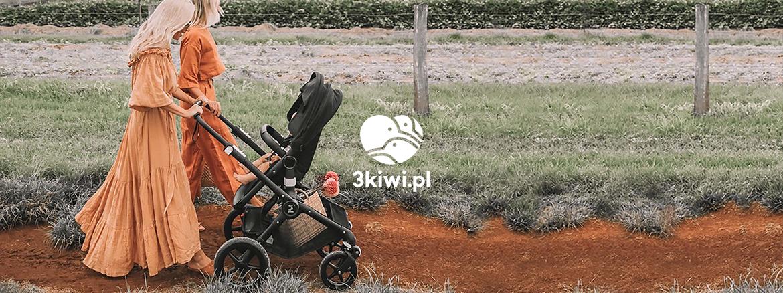 Najlepszy wózek dziecięcy Bugaboo Fox. Rozwiązanie idealne 2w1 i 3w1.