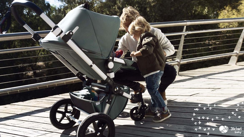 Stroller Wózek Bugaboo Cameleon 3 to uniwersalna konstrukcja 2w1. Bugaboo Cameleon 3 ponadczasowy, luksusowy wózek dziecięcy