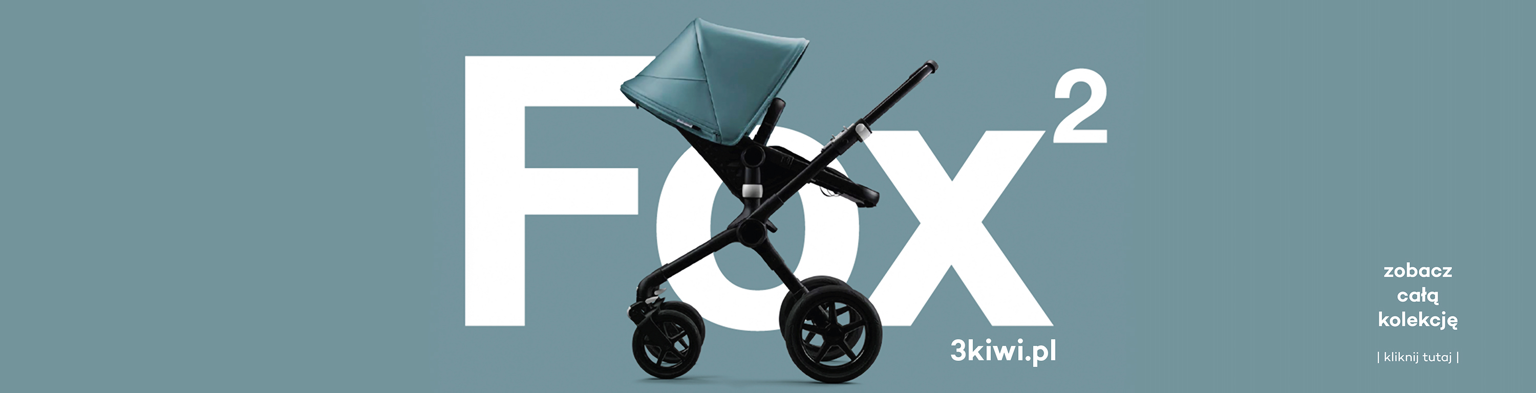 Bugaboo Fox 2 2020 Mineral Washed Black