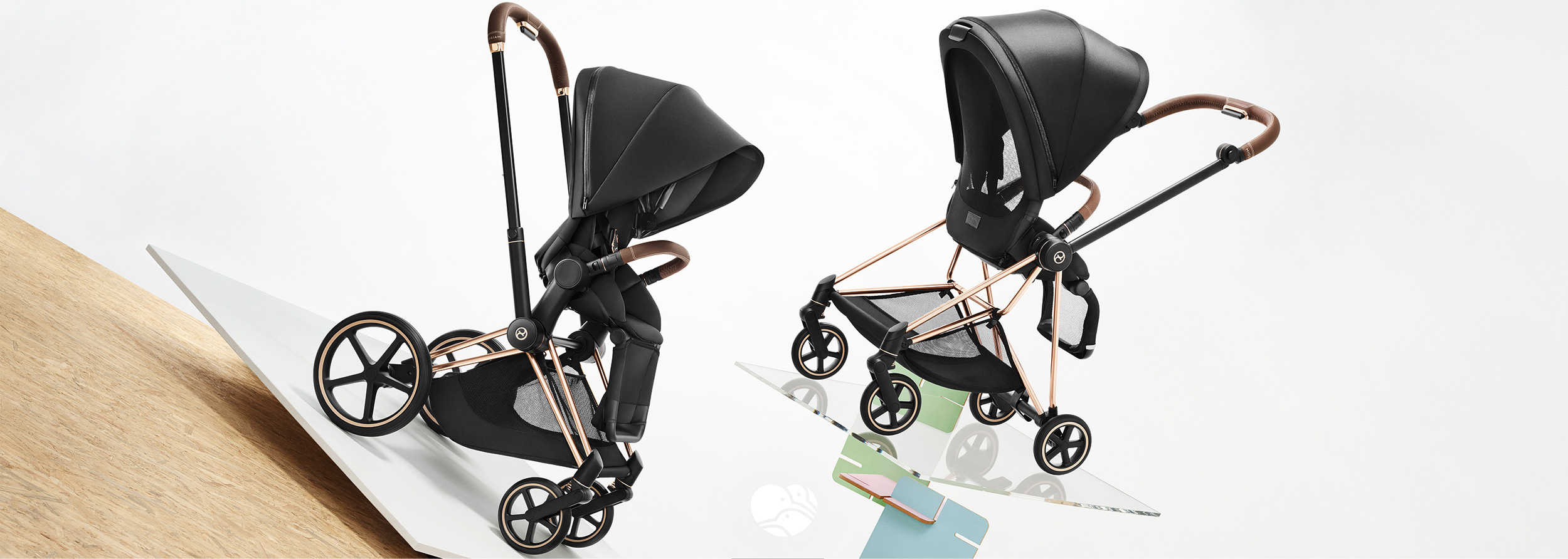 Cybex Priam 2.0 Jewels of Nature 3w1