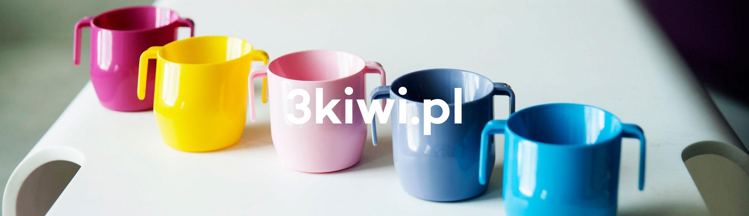 logopedyczny kubek dla dzieci kubek niekapek doidy cup 3kiwi wroclaw