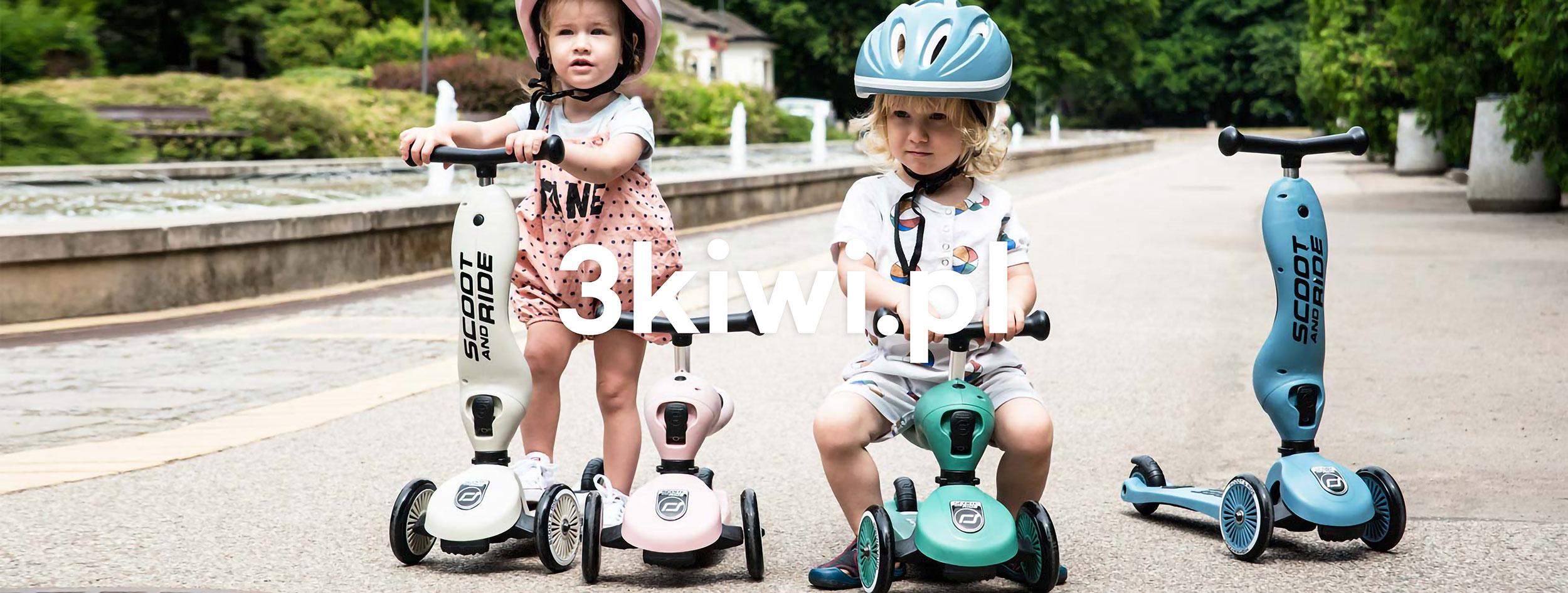 Jezdzik i hulajnoga dla dziecka najlepsza