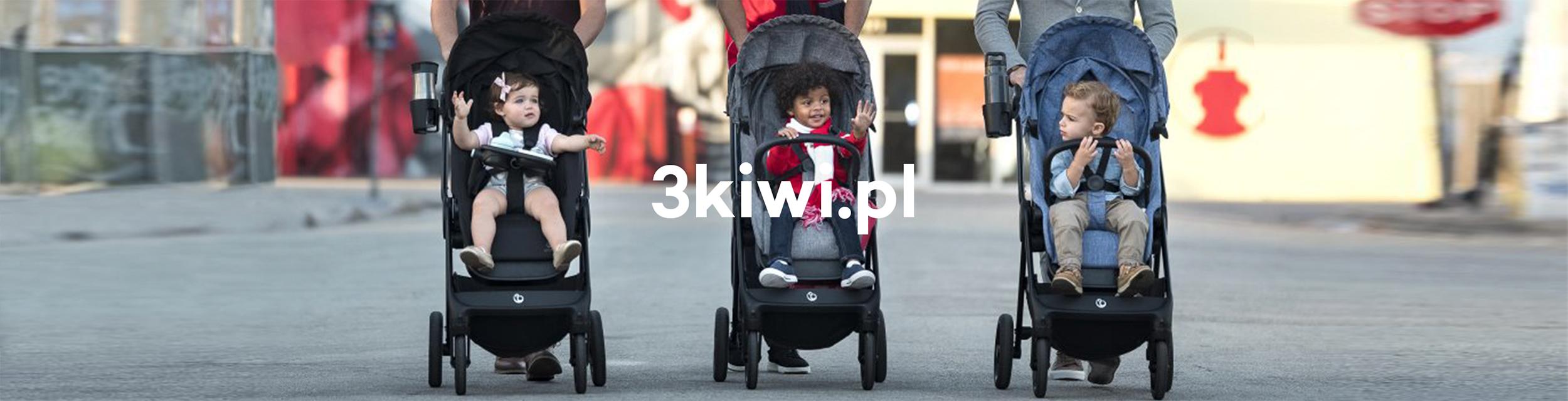 Stokke Beat Lekki Wózek Spacerowy Kompaktowy 3kiwi Wrocław