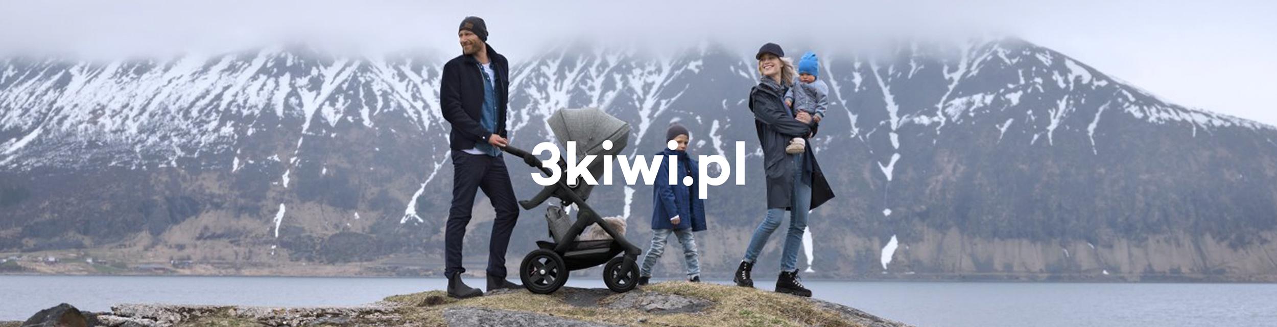 Stokke Trailz Luksusowy Norweski Wózek Terenowy Wrocław 3kiwi.pl