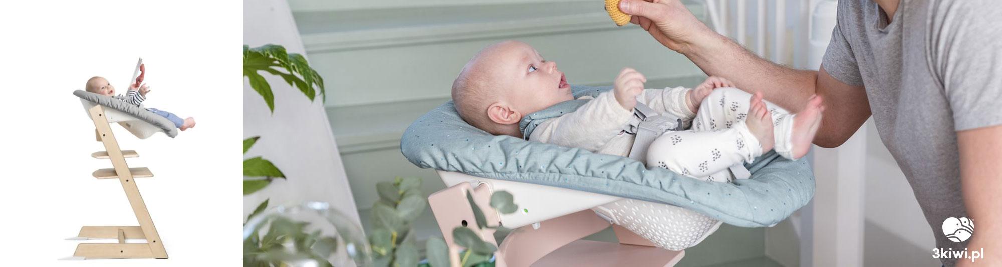 Stokke Tripp Trapp z Newborn Set
