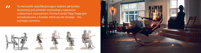 Stokke Tripp Trapp Peter Opsvik cytat
