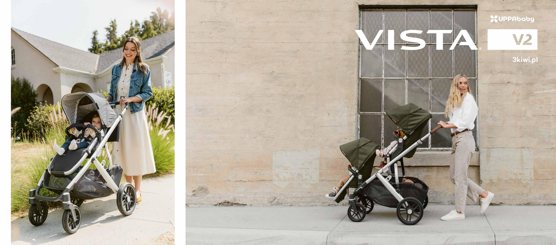 UPPAbaby Vista V2 wózek 2w1