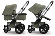 Bugaboo | Cameleon 3 | Wózek Głęboko-Spacerowy 2w1 | The One Classic Collection | Khaki