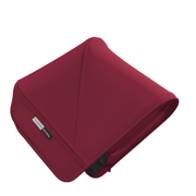 Bugaboo | Donkey 2 | Sun Canopy | Budka | Ruby Red