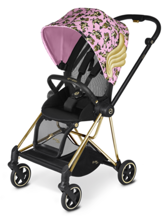 CYBEX BY JEREMY SCOTT | PLATINUM | MIOS | WÓZEK SPACEROWY | CHERUBS PINK