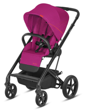CYBEX | GOLD | BALIOS S | WÓZEK SPACEROWY | PASSION PINK