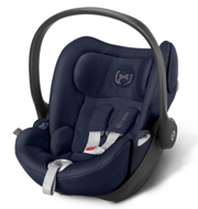 CYBEX PLATINUM FOTELIK 0-13 KG CLOUD Q MIDNIGHT BLUE - KOLEKCJA 2017