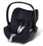 CYBEX PLATINUM FOTELIK 0-13 KG CLOUD Q PLUS MIDNIGHT BLUE - KOLEKCJA 2017