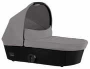 CYBEX | PLATINUM | MIOS | CARRY COT | GONDOLA | MANHATTAN GREY