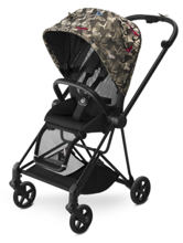 CYBEX | PLATINUM | MIOS | WÓZEK SPACEROWY | FASHION COLLECTION | HIDE&SEEK | BUTTERFLY