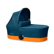 Cybex | Balios S | Carrycot | Gondola | Tropical Blue