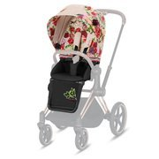 Cybex | Priam 2.0 | Seat Pack | Tekstylia Siedziska Spacerowego | Spring Fashion Collection | Light Blossom