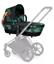 Cybex | Priam | Lux Carrycot | Gondola | Fashion Collection | Birds of Paradise