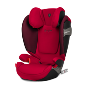 Cybex for Scuderia Ferrari | Solution S-Fix | Fotelik Samochodowy 15-36 kg | Racing Red