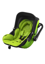 KIDDY EVOLUNA I-SIZE LIME GREEN 2017