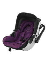 KIDDY EVOLUNA I-SIZE ROYAL PURPLE 2017