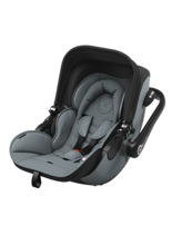 KIDDY EVOLUNA I-SIZE STEEL GREY 2017