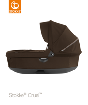 STOKKE® GONDOLA DO WÓZKA TRAILZ® / CRUSI® BROWN