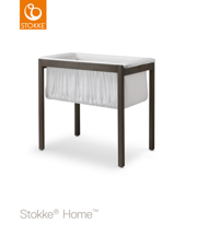 STOKKE® HOME™ CRADLE HAZY GREY - KOŁYSKA