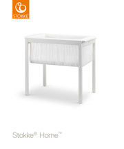 STOKKE® HOME™ CRADLE WHITE - KOŁYSKA