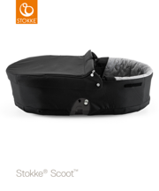 STOKKE® SCOOT GONDOLA  CARRYCOT BLACK
