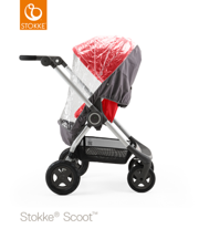 STOKKE® SCOOT® RAIN COVER