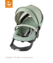STOKKE® SUMMER KIT XPLORY / TRAILZ FLORA GREEN 2017