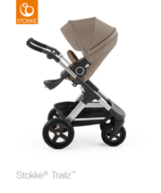 STOKKE® TRAILZ® SPACEROWY BROWN KOŁA TERENOWE
