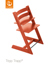 STOKKE® TRIPP TRAPP® LAVA ORANGE