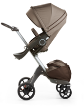 STOKKE® WÓZEK SPACEROWY XPLORY® BROWN 2017 EDITION