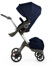 STOKKE® WÓZEK SPACEROWY XPLORY® DEEP BLUE 2017 EDITION