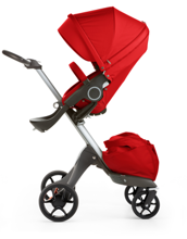 STOKKE® WÓZEK SPACEROWY XPLORY® RED 2017 EDITION