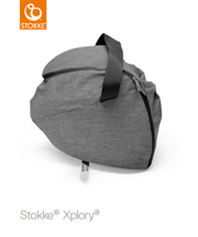 STOKKE® XPLORY® SHOPPING BAG BLACK MELANGE