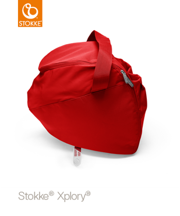 STOKKE® XPLORY® SHOPPING BAG RED