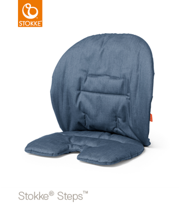 STOKKE | STEPS | BABY SET CUSHION | PODUSZKA | BLUE