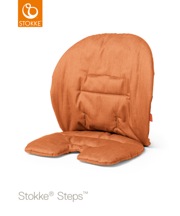 STOKKE | STEPS | BABY SET CUSHION | PODUSZKA | ORANGE