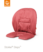 STOKKE | STEPS | BABY SET CUSHION | PODUSZKA | RED