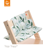 STOKKE | TRIPP TRAPP | CUSHION | PODUSZKA | GREEN FOREST