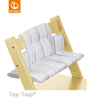 STOKKE | TRIPP TRAPP | CUSHION | PODUSZKA | SOFT STRIPE