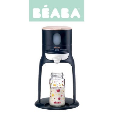 Beaba | Bib'Expresso® | Ekspres do Mleka 2w1 | Night Blue