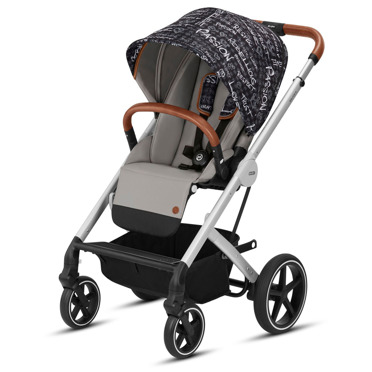 Cybex | Balios S | Wózek Spacerowy | Values for Life Collection | Strenght | Grey