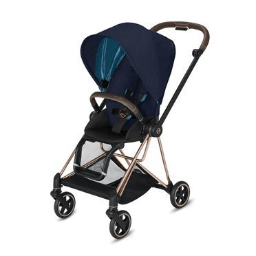 Cybex | Mios 2.0 | Kompaktowy Wózek Spacerowy | Midnight Blue Plus