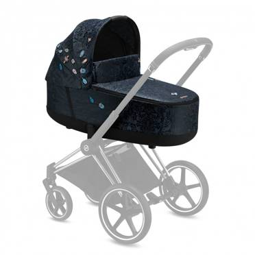 Cybex | Priam 2.0 Carrycot Lux | Gondola | Fashion Collection | Jewels od Nature