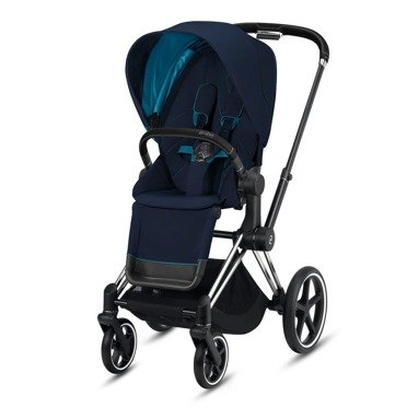 Cybex | Priam 2.0 | Wózek Spacerowy | Nautical Blue